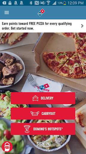 Domino's Pizza USA 7.10.0 Screenshots 1
