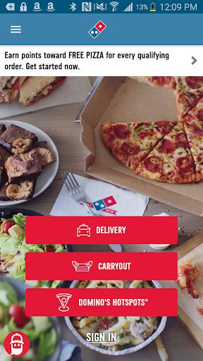 Domino's Pizza USA 8.0.0 Screenshots 1